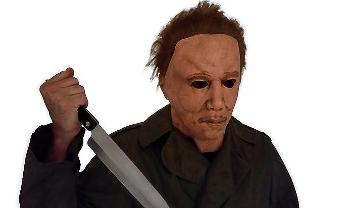 Amazon.com: Máscara de látex para adultos y adolescentes con ...