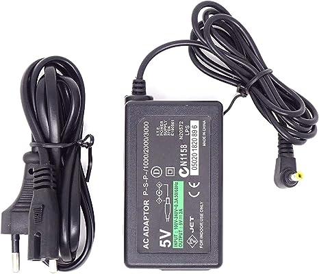 Chargeur Secteur Alimentation Compatible Console Sony Psp 1000 2000 3000 Amazon Fr High Tech
