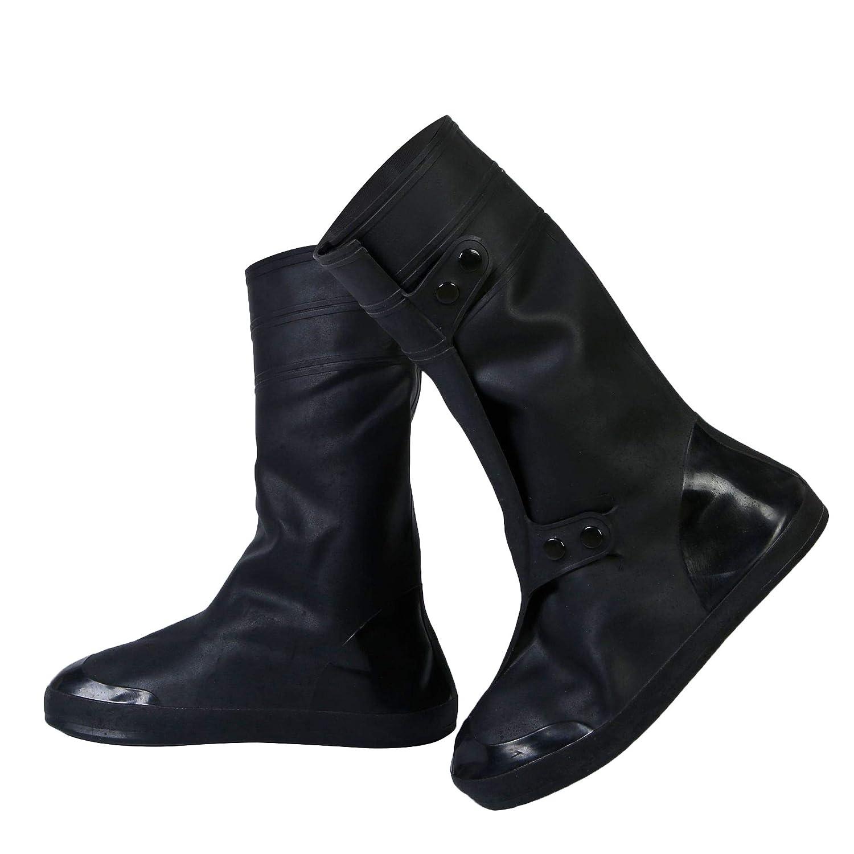 Cubiertas para zapatos YMTECH Impermeable y antideslizante Cubierta del zapato
