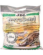 JBL TerraSand Natur Blanc 5l