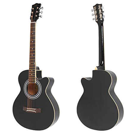 ts-ideen 4513 - Guitarra acústica con corte cutaway