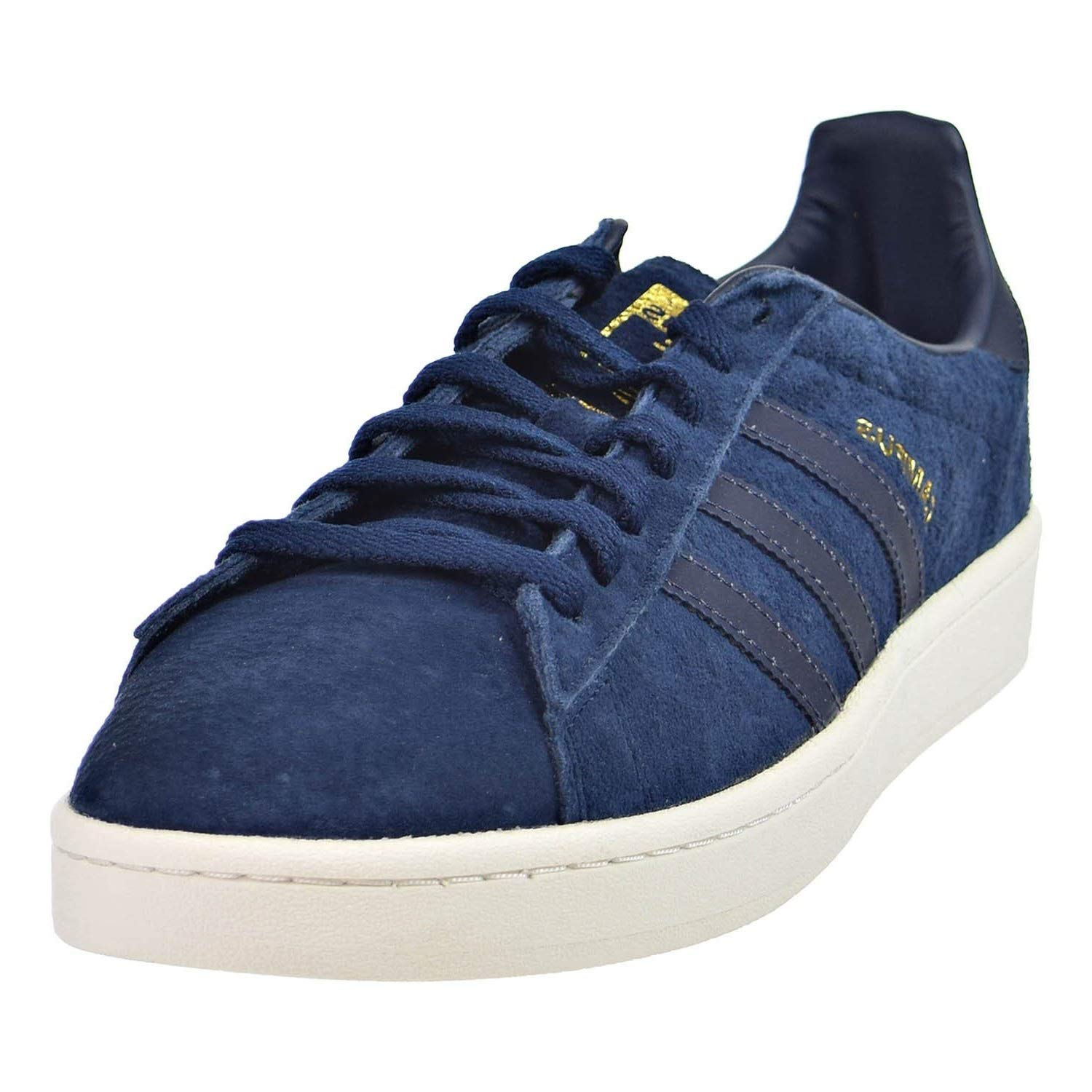 grande vente 1e123 83494 adidas Campus Mens Shoes Collegiate Navy/Reflective/Gold Metallic bz0073  (8.5 M US)