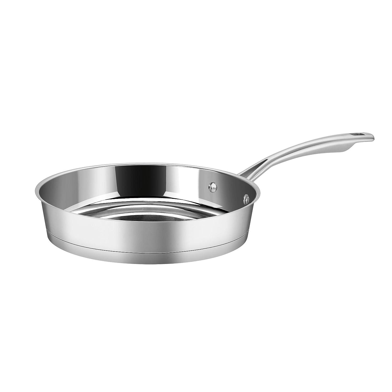 Cuisinart 72I22-24 Conical Stainless Steel Skillet Medium