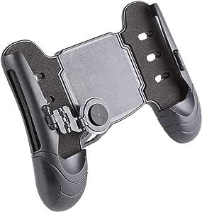 Phone Gamepad, Migavan Ergonomic Mobile Smart Phone Game Controller Joystick Gamepad Handle Holder Gaming Grip Handgrip Stand Support 4.7-6.5inch Smartphone
