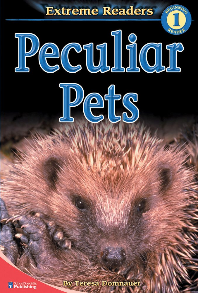 Peculiar Pets, Level 1 Extreme Reader (Extreme Readers) by Brand: Brighter Child