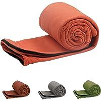 Coleman Sleeping Bag | 50°F Fleece Sleeping Bag | Stratus Sleeping Bag