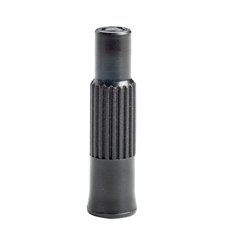 10x Ventilverlä ngerung Autoventil 40mm | Ventilverlä ngerung Kfz + Ventilkappe, Ventilverlä ngerung schwarz Autoventil Hofmann Power Weight