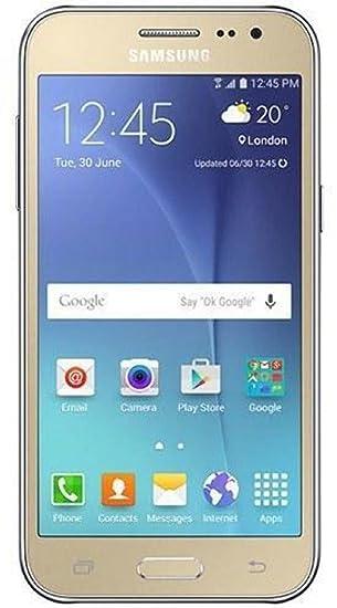 Samsung Galaxy J2 SM J200GZDHINS Gold 8GB With Offers