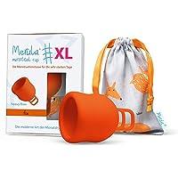 Merula Cup XL fox (orange) - Die Menstruationstasse für die sehr starken Tage