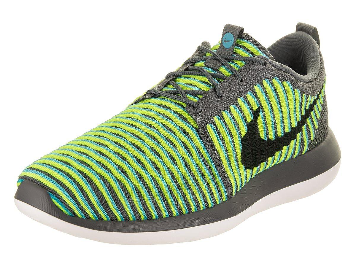 outlet store 82077 2ab85 Amazon.com  Nike Mens Roshe Two Flyknit V2 Running Shoe  Roa