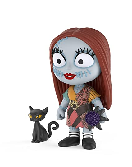 funko 5 star nightmare before christmas sally collectible figure multicolor