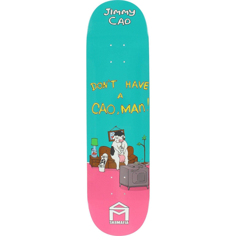 sk8mafia Skateboards Jimmy Cao Pimp Sunsスケートボードデッキ – 8.06