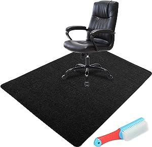 Office Chair Mat for Hardwood Floor, 55