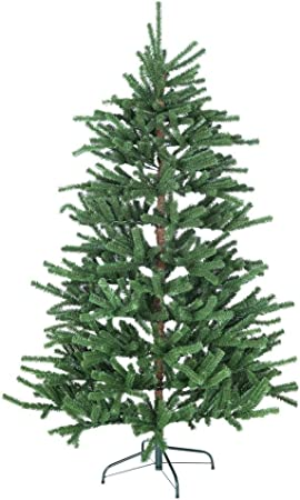 Argos Collection Nordic 6ft Christmas Tree Green Amazon Co Uk Kitchen Home