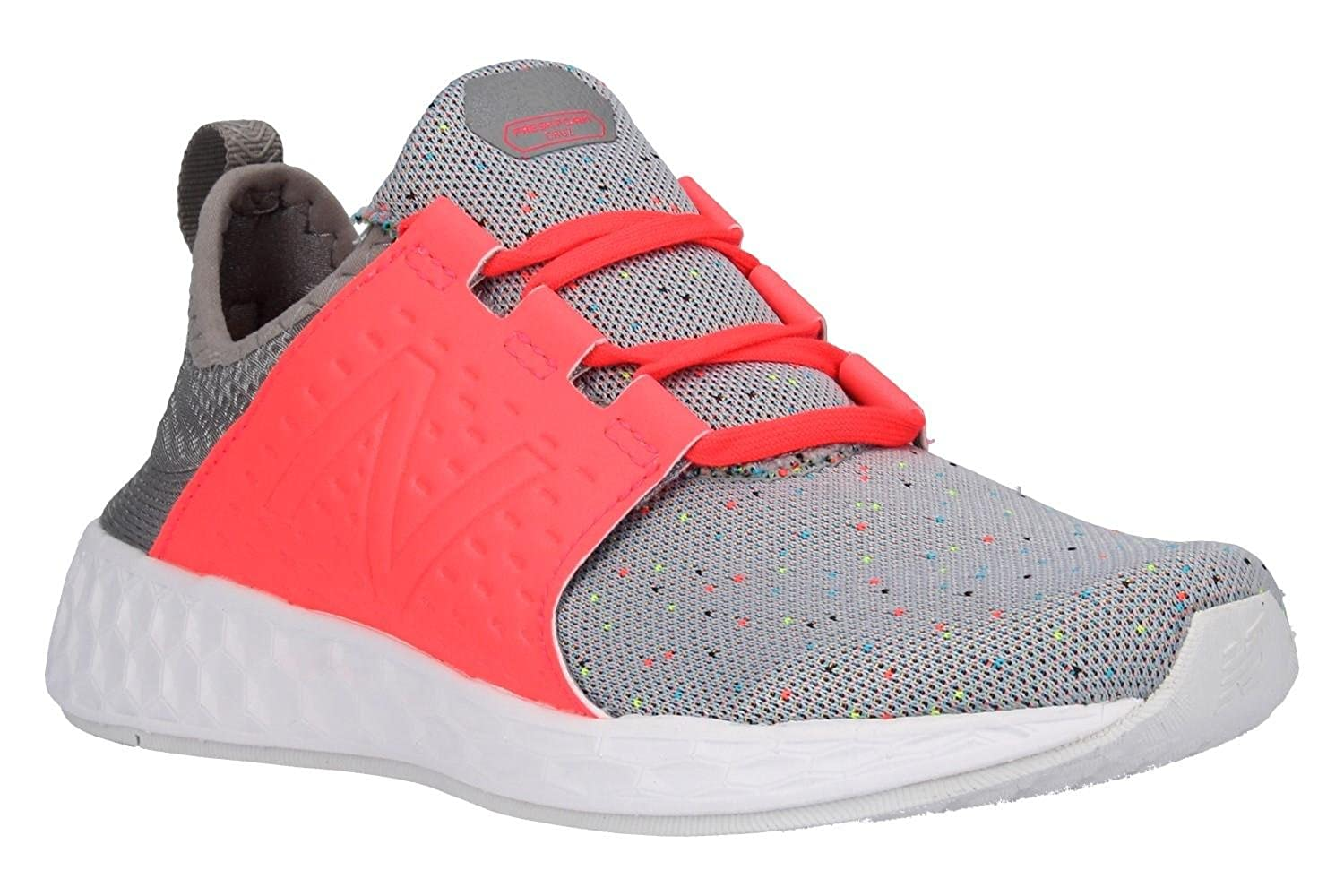 TALLA 36 EU. New Balance Fresh Foam Cruz Sport Pack Reflective, Zapatillas de Running para Mujer