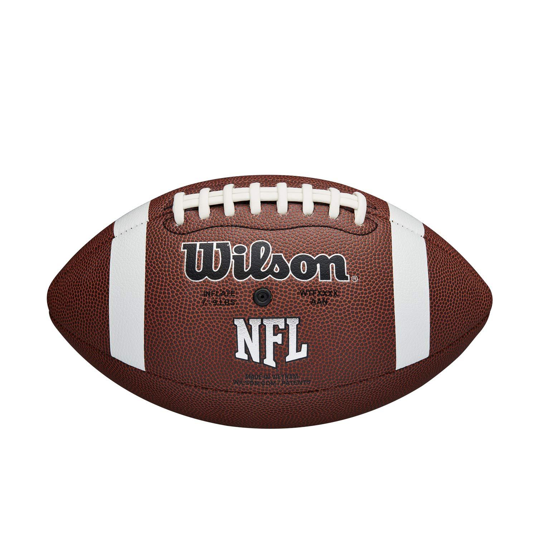 Wilson WTF1729XB Balón de Fútbol Americano, Nfl Legend, Uso ...