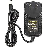 12V 2A Power Supply, CFSadapter AC 100-240V to DC 12V 2amp 2A Universal Adapter 24W 5.5X2.5mm DC Jack for CCTV Camera…