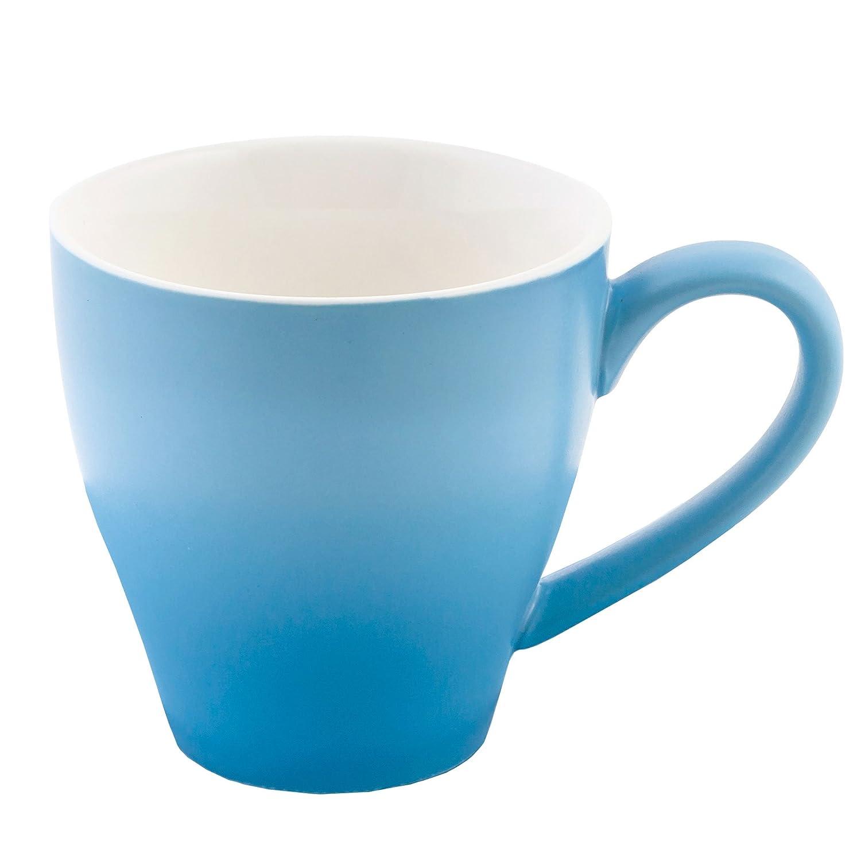drinkstuff Breeze Bevande Cono Coffee Cups 7oz/200ml - Case of 6 - Coloured Tea Mugs DPS Tableware