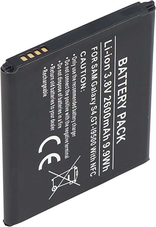 Galaxy S4 batería Réplica apta para Samsung Galaxy S4 batería ...