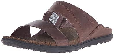 63e008ab89d1 Merrell Women s Around Town Slide Sandal