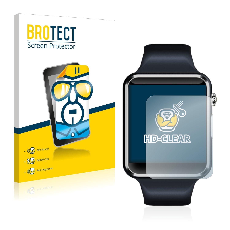 BROTECT Protector Pantalla Compatible con Leotec Sport Z Protector ...