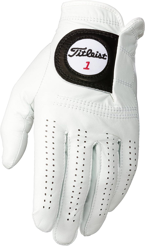 Titleist 2015 Players Cadet Golf Glove Left Medium Pearl 6615