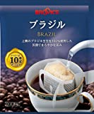 ブルックス ブラジル 10g×90袋 ドリップバッグコーヒー 珈琲 BROOK'S BROOKS