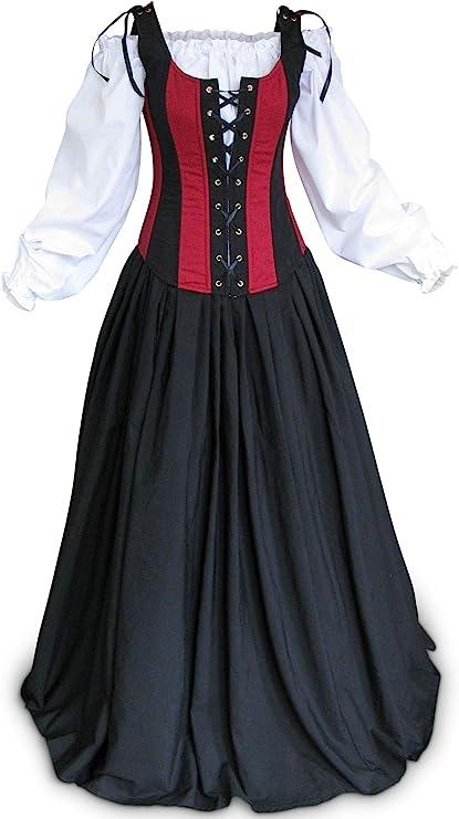 Plus Size Pirate Dress