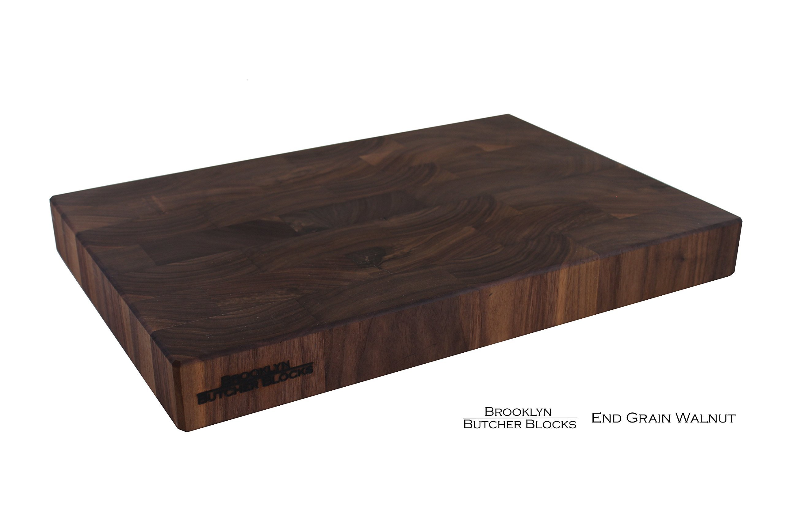 12 x 18 x 2 End Grain Brickwork Butcher Block