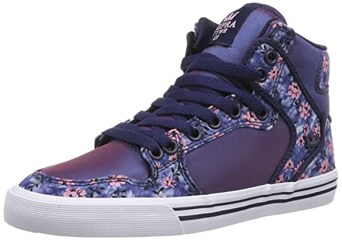 Shoes SUPRA WMNS VAIDER PURPLE /. 2KSVdrLzmN