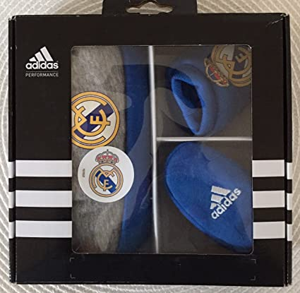 d14a49b25f07a adidas Baby Set de regalo real madrid  Amazon.es  Bebé