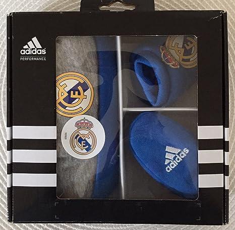 adidas Baby Set de regalo real madrid: Amazon.es: Bebé