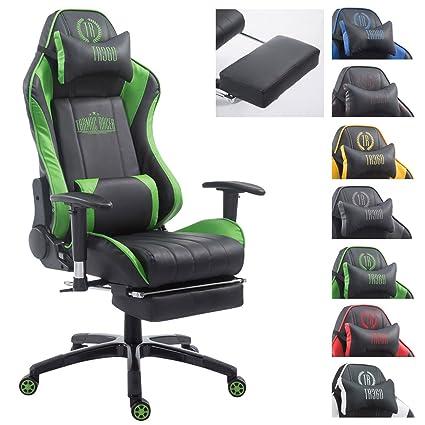 CLP Silla de oficina DRIFT XL Tarmac Racer La silla gaming Drift XL tiene tapizado de ...