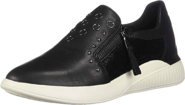 Geox Women's Theragon D Sneaker Low-Top