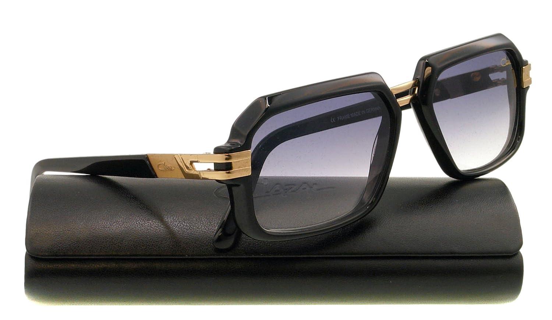 Cazal - Lunettes de soleil - Homme 001/SG BLACK 56: Amazon.fr: Vêtements et accessoires
