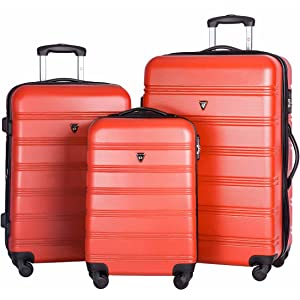 Merax carry on luggage