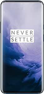 OnePlus 7 Pro Dual Sim Factory Unlocked US Model GM1917 8GB+256GB Nebula Blue (ATT, Verizon, Tmobile) - US Warranty