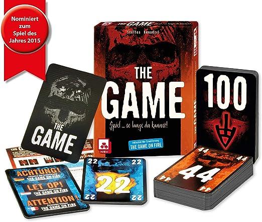 Nürnberger-Spielkarten-Verlag - Juego de Cartas, 1 a 5 Jugadores (4034) (versión en alemán): Amazon.es: Juguetes y juegos