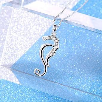 CY1730 25PCS Antique silver hippocampus Charms.2 sides Sea life pendants