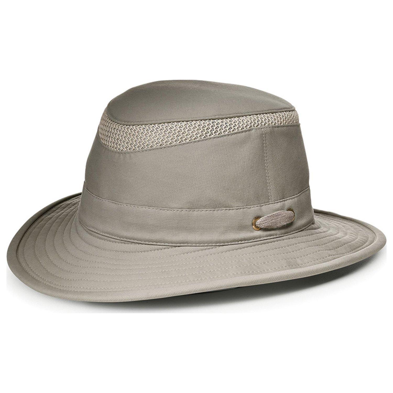 Tilley Endurables T5MO Eco-Airflo Hat, Khaki/Olive, 8
