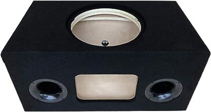 Custom Ported//Vented Sub Box Subwoofer Enclosure for 1 15 Sundown ZV5-15 ZV5 Z V.5 Subwoofer with Plexiglass Window ~ Recessed Sub ~ 32Hz