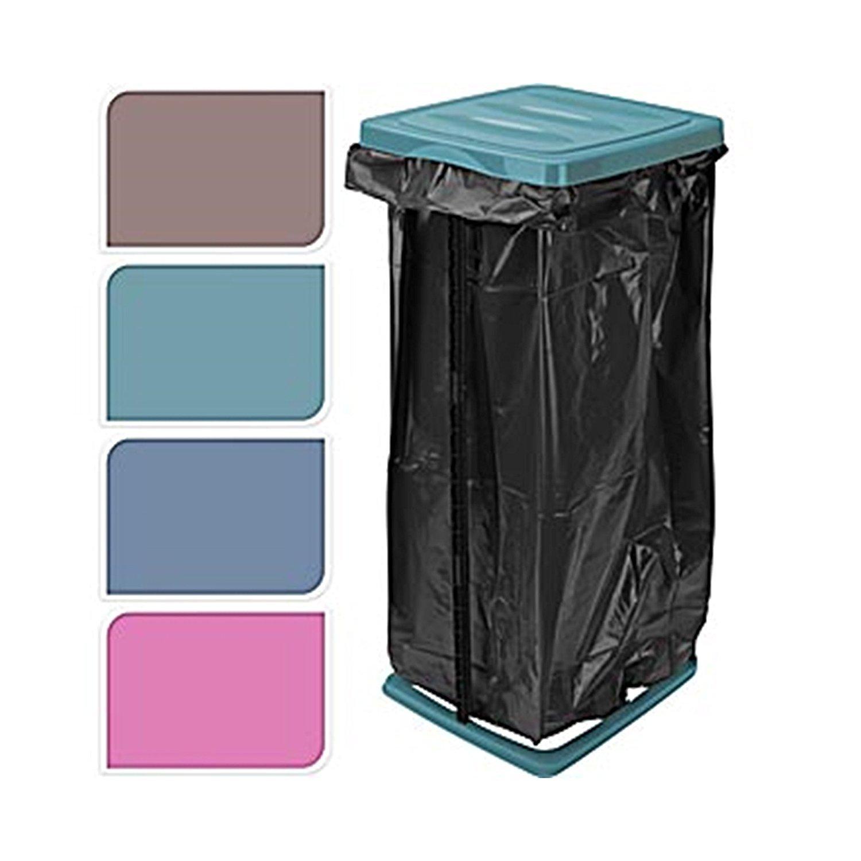 60L sacco per rifiuti spazzatura rifiuti immondizia e supporto MTS UKASNHKTN11276