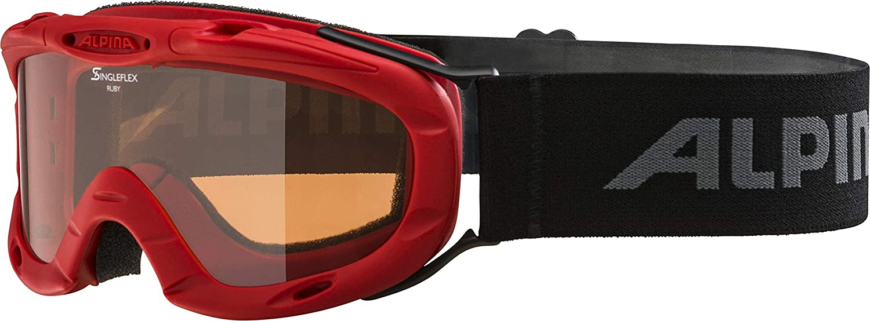 Stiga Snowracer - Alpina Kinder Skibrille