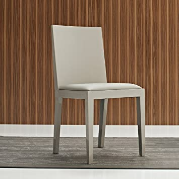Argo Furniture Luna Modern Contemporary Dining Chair Office Side With