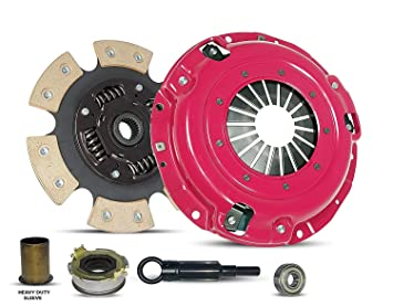 Sudeste de embrague 15 - 004rcb - Kit de embrague Racing para Subaru Impreza 2.5L baja: Amazon.es: Coche y moto