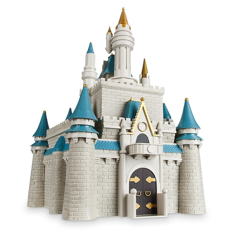 amazon com disney parks cinderella castle monorail toy accessory