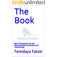 The Book: Basic introduction into the Samsonfootball philosophy and methodology