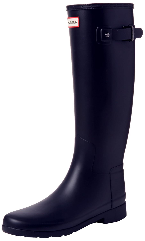 Hunter Womens Original Refined Tall Matte B01IC52XCW 6 B(M) US Navy