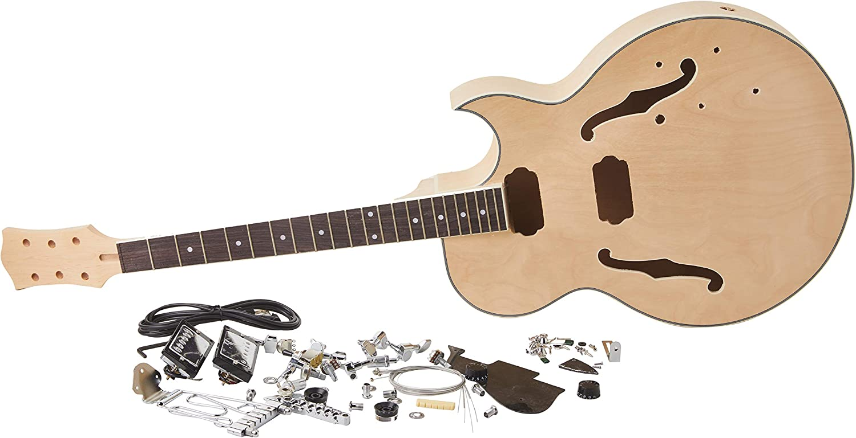 Cher rystone 4260180888904 Completo montar para semi/Jazz Guitarra ...