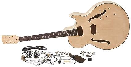 Cher rystone 4260180888904 Completo montar para semi/Jazz Guitarra de GSH